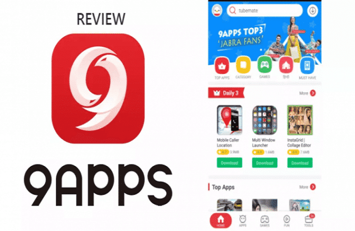 9Apps – Download 9Apps APK Fast for Android 2019 {Latest